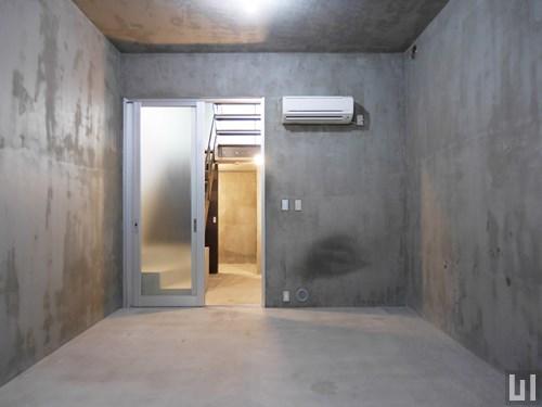 1LDK 97.61㎡タイプ - 洋室(地下1階)