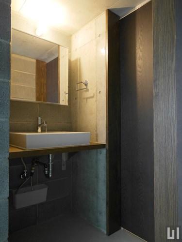 1LDK 97.61㎡タイプ - 洗面室