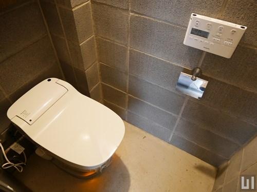 1LDK 97.61㎡タイプ - トイレ