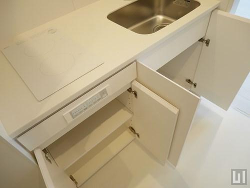 A号室 - キッチン
