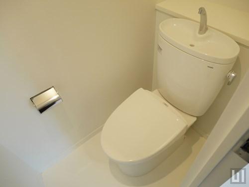 A号室 - トイレ