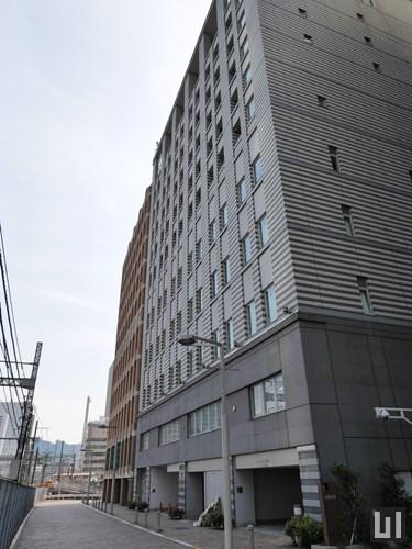 グラディート汐留ロッソ - マンション外観