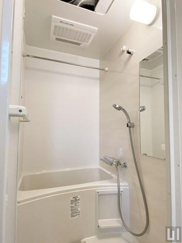 W棟1R 21.24㎡タイプ - バスルーム