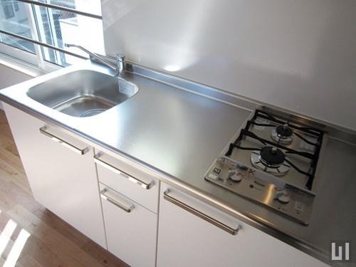 E01号室 - キッチン