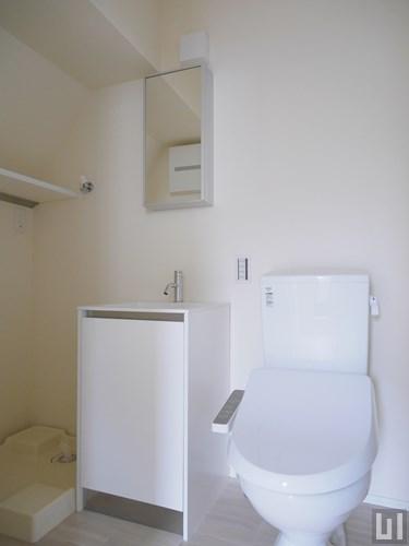 1R 20.99㎡タイプ - 洗面室