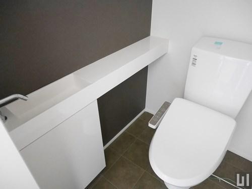 1LDK 33.37㎡タイプ - トイレ
