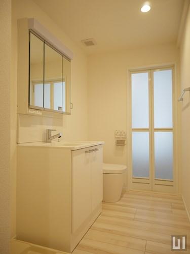 06号室 - 洗面室