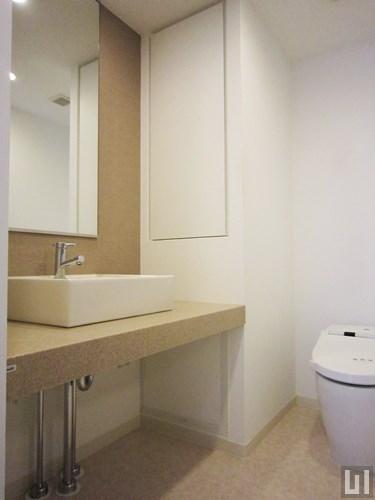 1R 40.24㎡タイプ - 洗面台・トイレ