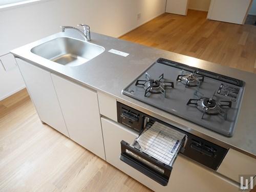 1LDK 54.23㎡タイプ - キッチン