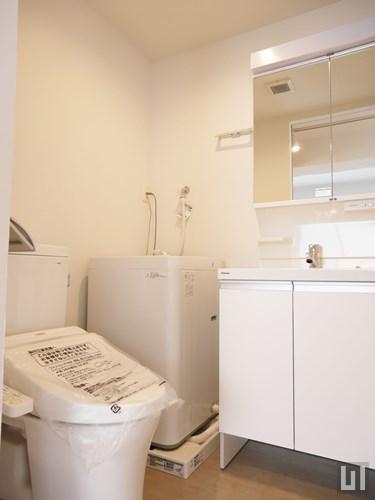 1R 32.06㎡タイプ - 洗面室