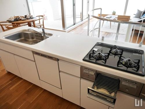 601号室 - 7階キッチン
