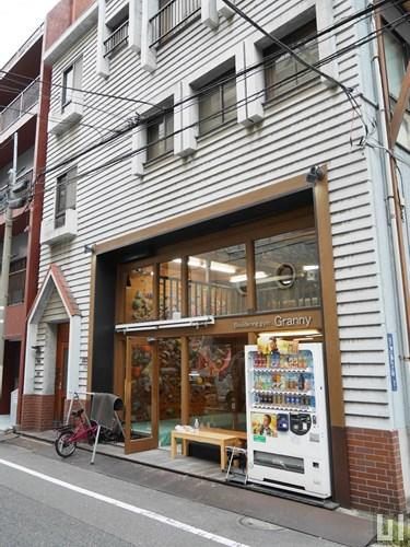 ボルダリングジム グラニー 東上野店