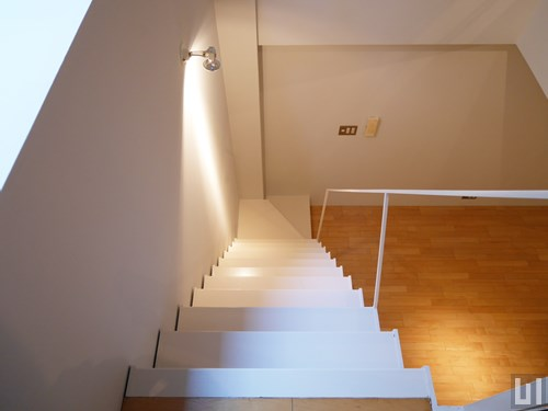 1LDK 42.41㎡タイプ - 階段