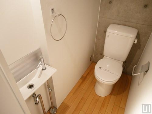 1LDK 42.41㎡タイプ - トイレ