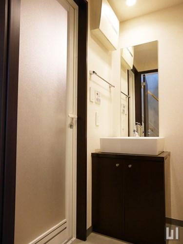 1LDK 37.05㎡タイプ - 洗面室