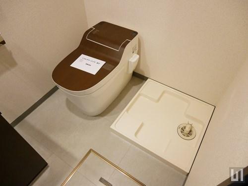 1LDK 37.05㎡タイプ - トイレ・洗濯機置き場