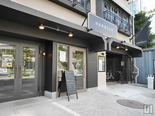 1階エントランス・カフェ