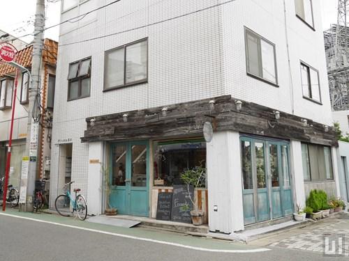 cafe Haru and haru