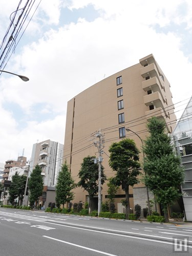 旗ヶ岡アパートメント - マンション外観