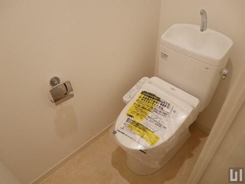 1LDK 37.5㎡タイプ - トイレ