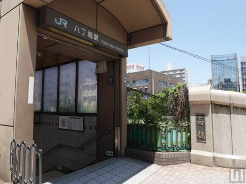 JR京葉線 八丁堀駅