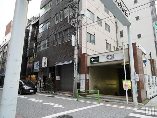 東日本橋駅・馬喰横山駅