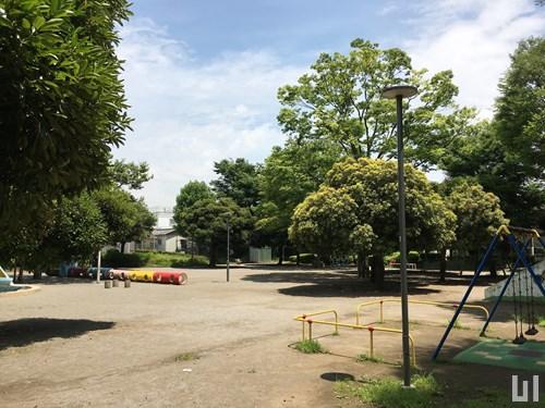 東大井公園