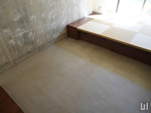 リノベーション1R - 洋室・土間