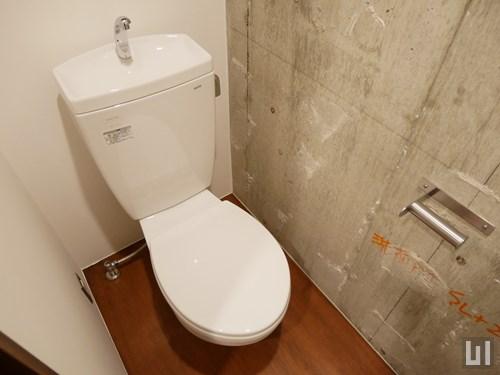 リノベーション1R - トイレ