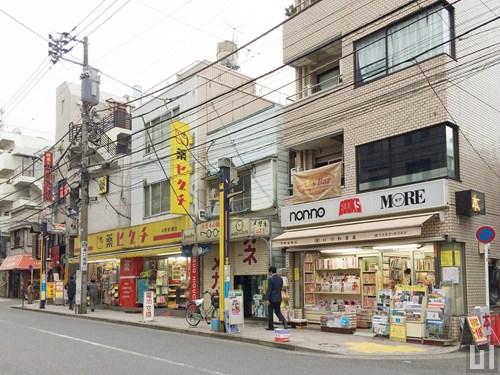 薬のヒグチ 中野新橋店 / いつわ書店