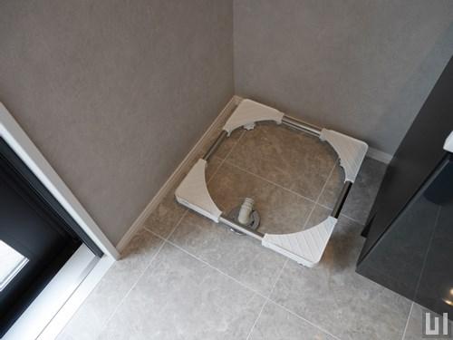 2LDK 90.04㎡タイプ - 洗濯機置き場