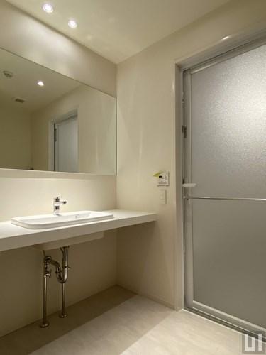 1LDK 44.58㎡タイプ - 洗面室