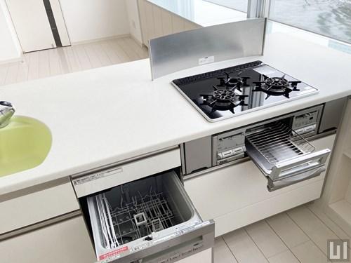 2LDK 60.54㎡タイプ - キッチン