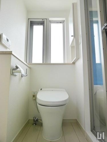 2LDK 60.54㎡タイプ - トイレ