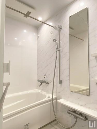 1K 25.24㎡タイプ - バスルーム