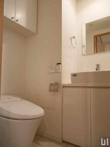 1R 26.76㎡タイプ - 洗面室