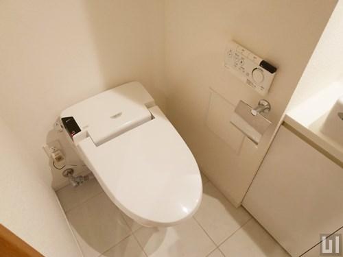 1R 26.76㎡タイプ - トイレ