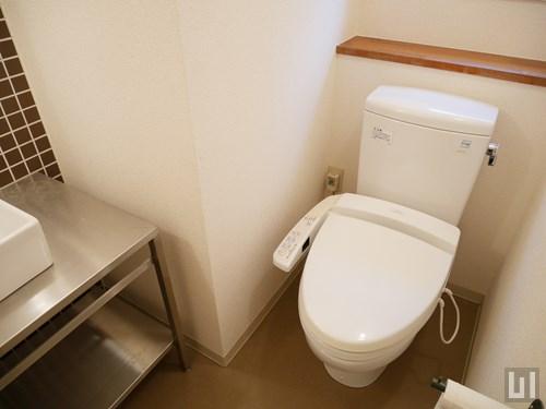 1K 35.25㎡タイプ - トイレ