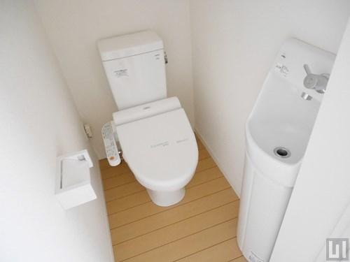 1R 32.14㎡タイプ - トイレ