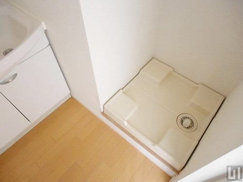 1R 32.14㎡タイプ - 洗濯機置き場