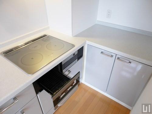 1LDK 52.19㎡タイプ - キッチン