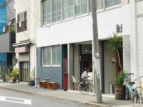 iki ESPRESSO TOKYO