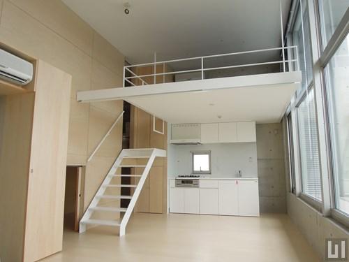 1R+ロフトタイプ - 洋室