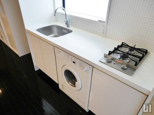 Dタイプ - キッチン・洗濯機