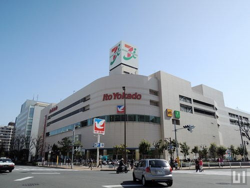 イトーヨーカドー 大森駅