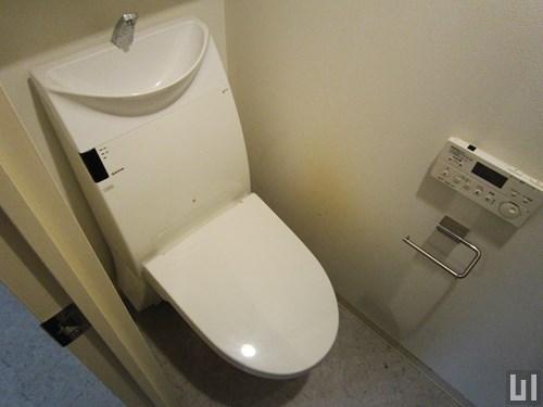 1LDK 40.93㎡タイプ - トイレ