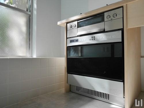 1R 35㎡タイプ - キッチン