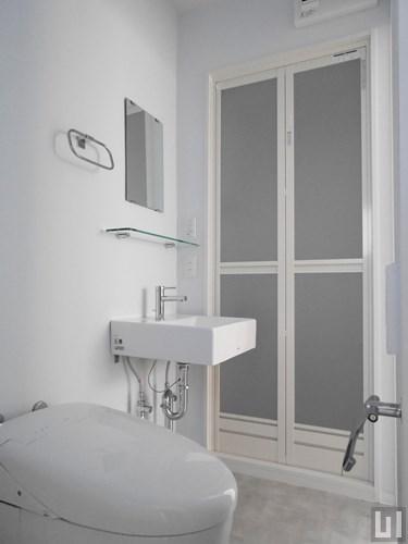 1R 35㎡タイプ - 洗面室