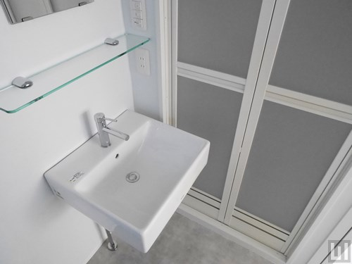 1R 35㎡タイプ - 洗面台