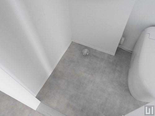 1R 35㎡タイプ - 洗濯機置き場